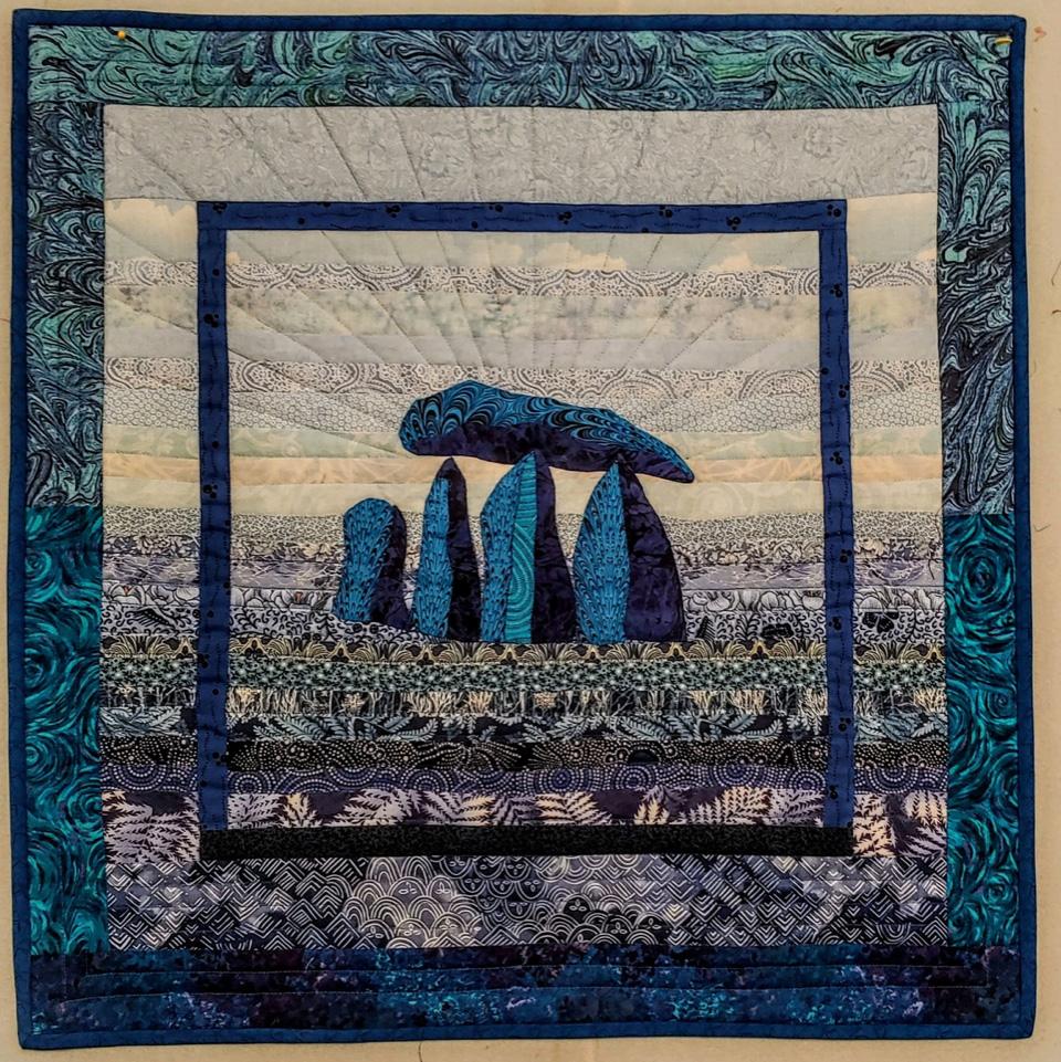 Linda O'Sullivan, Standing Stones in Wales 1